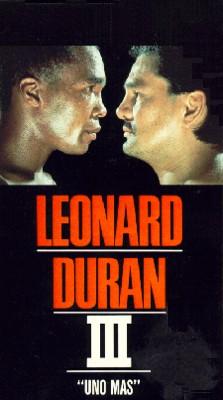 Leonard/Duran III: