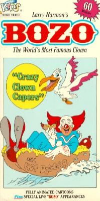 Bozo the Clown: Crazy Clown Capers