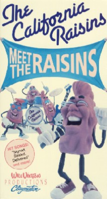The California Raisins: Meet the Raisins