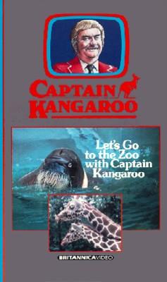 Captain Kangaroo: Let's Go to the Zoo with Captain Kangaroo
