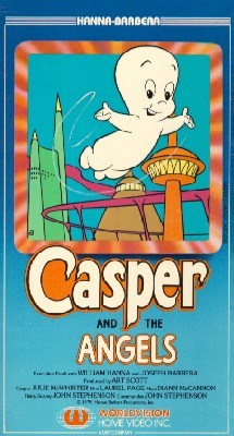 Casper and the Angels [Animated TV Series]