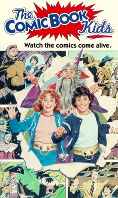Comic Book Kids