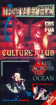 The Culture Club: A Kiss Across the Ocean