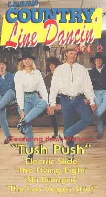 Learn Country Line Dancin', Vol. 2