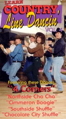 Learn Country Line Dancin', Vol. 4
