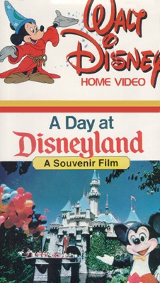 A Day at Disneyland