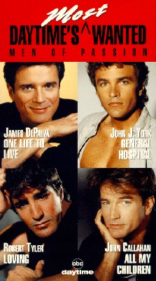 Daytime's Most Wanted: Men of Passion