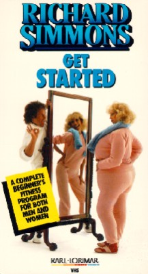 Richard Simmons: Get Started
