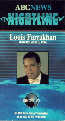 ABC News Nightline: Louis Farrakahn
