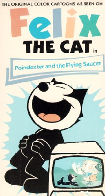 Felix the Cat: Poindexter and the Flying Saucer