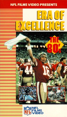 NFL: Era of Excellence - The 1980s