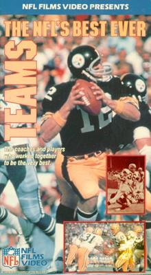 NFL's Best Ever: Teams