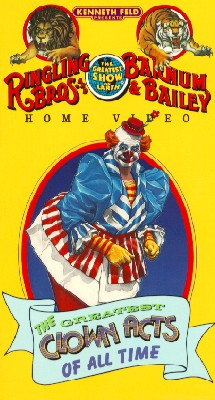 The Greatest Clown Acts of All Time