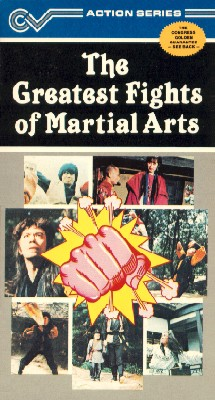 The Greatest Fights of Martial Arts