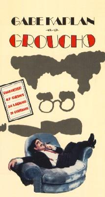 Gabe Kaplan As Groucho