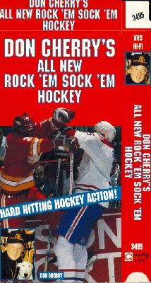 Don Cherry's All New Rock 'Em Sock 'Em Hockey