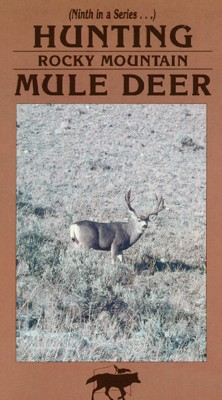 Tips & Techniques: Hunting Rocky Mountain Mule Deer