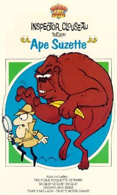 Inspector Clouseau: Ape Suzette
