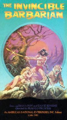 The Invincible Barbarian
