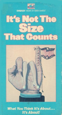 It's Not the Size That Counts