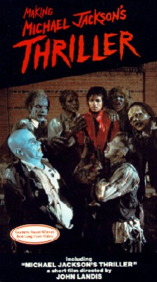 The Making of Michael Jackson's Thriller