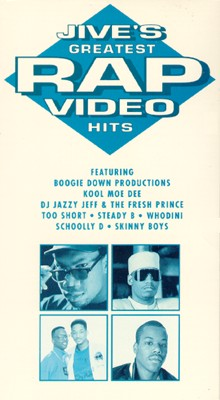 Jive's Greatest Rap Video Hits