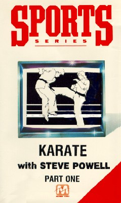 Karate with Steve Powell, Part 1