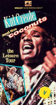 Kid Creole & the Coconuts: The Leisure Tour 1985