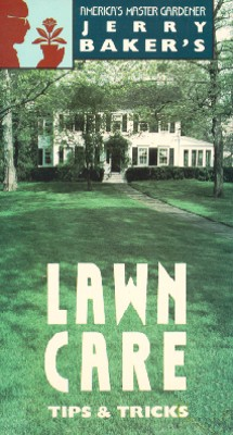 Jerry Baker's Lawn Care Tips and Tricks