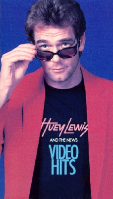 Huey Lewis & the News: Video Hits