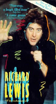 Richard Lewis: I'm Exhausted