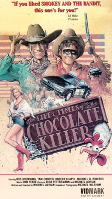 The Life and Times of the Chocolate Killer