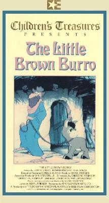 Little Brown Burro