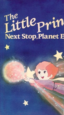 Little Prince: Next Stop, Planet Earth
