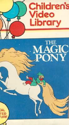 The Magic Pony