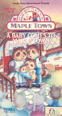 Maple Town: A Baby Comes to Maple Town