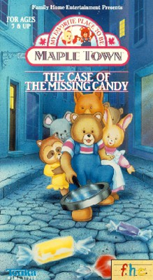 Maple Town: The Case of the Missing Candy