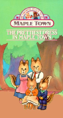 Maple Town: Prettiest Dress in Maple Town