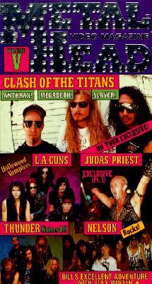 Metalhead Video Magazine, Vol. 5
