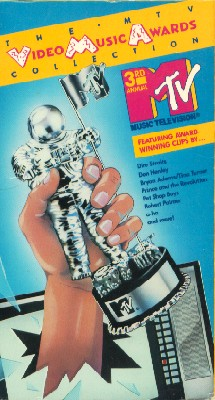 MTV: 3rd Annual Video Music Awards