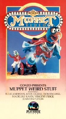 Gonzo Presents Muppet Weird Stuff