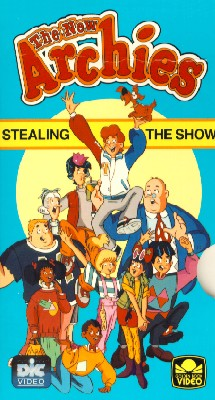 New Archies: Stealing the Show