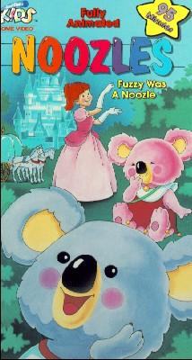 Noozles: Fuzzy Was a Noozle