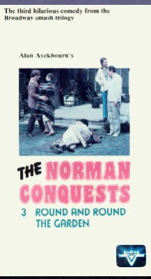 Norman Conquests, Part 3: Round & Round the Garden