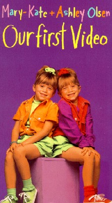Mary-Kate + Ashley Olsen: Our First Video
