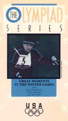 Olympiad Series: Great Moments at the Winter Games