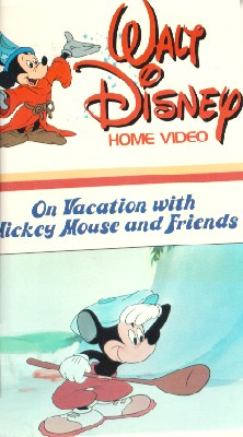 On Vacation with Mickey and Friends