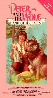 Peter and the Wolf and Other Tales