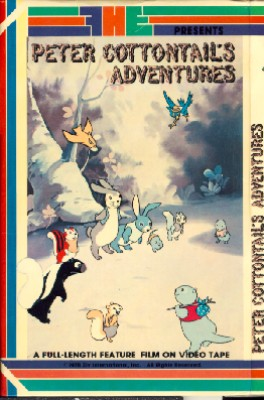 Peter Cottontail's Adventures