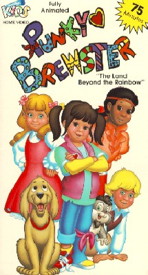 Punky Brewster: The Land Beyond the Rainbow